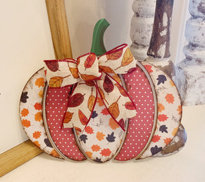 Wood Pumpkin, Wooden Pumpkin, Pumpkin Kit, Pumpkin Decor, Fall Pumpkin, Pumpkin, Pumpkin Shape, Fall Decor