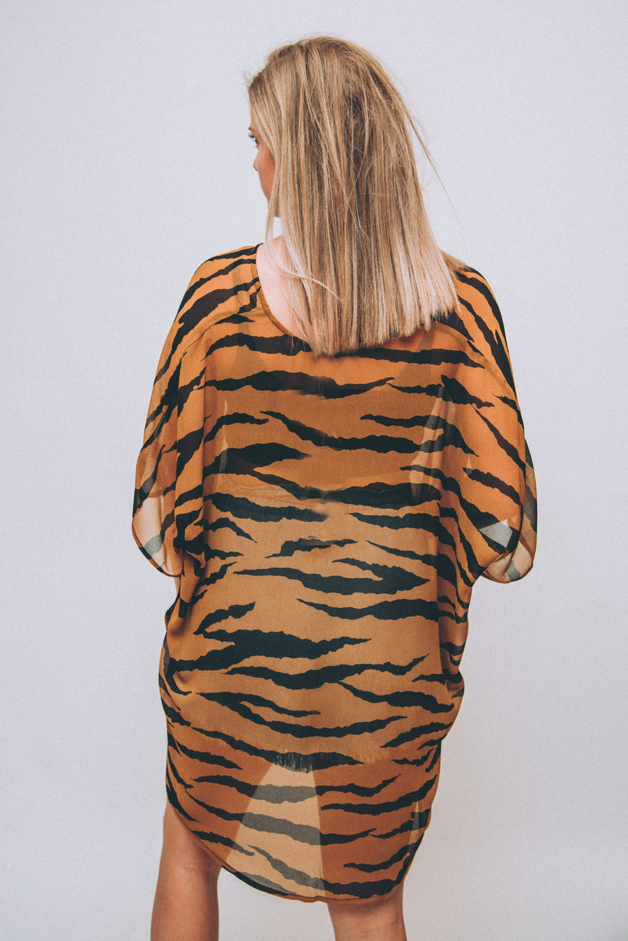 SHOW ME YOUR MUMU: PETA TUNIC-GREAT TIGER