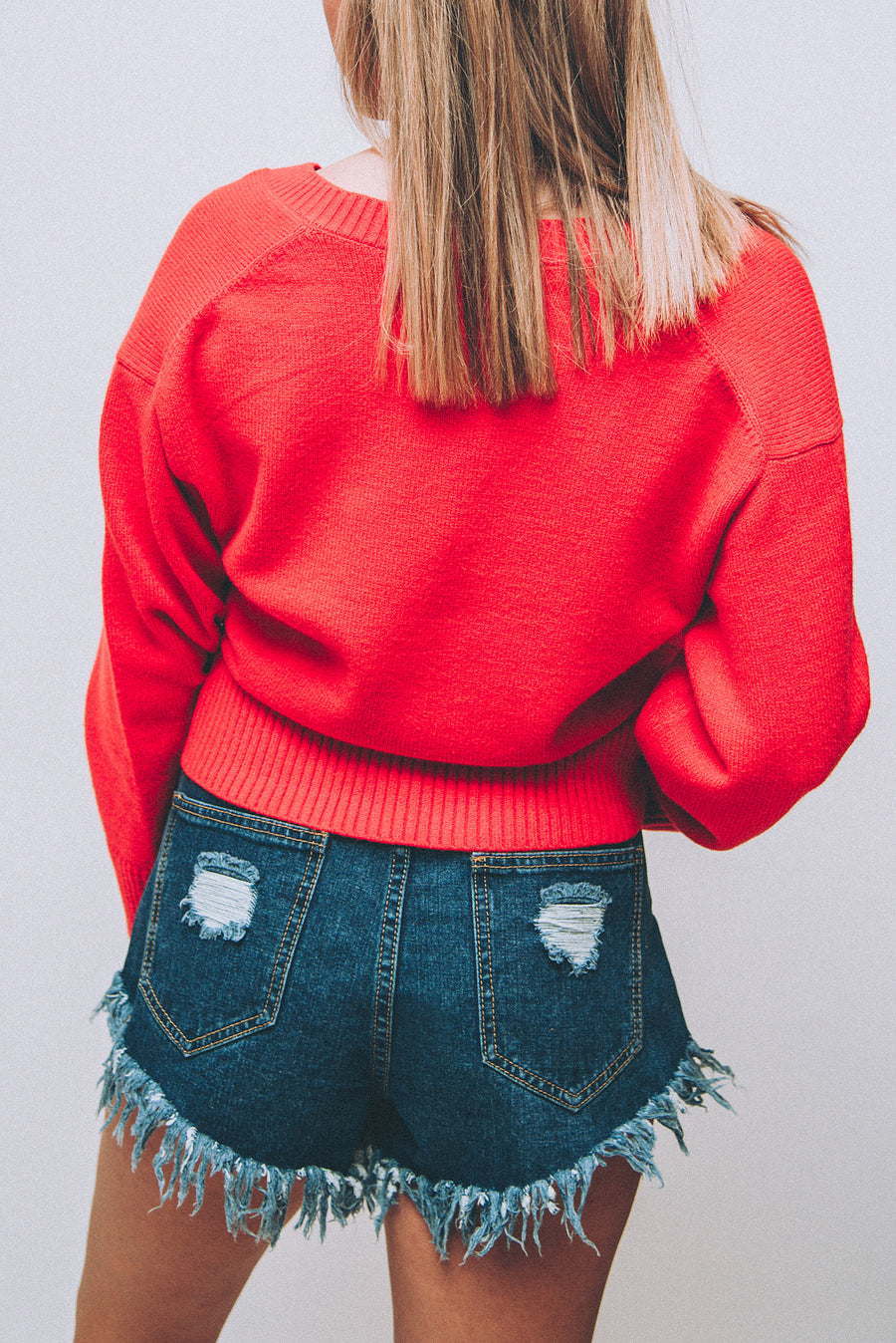 AMUSE SOCIETY: KERI KNIT SWEATER