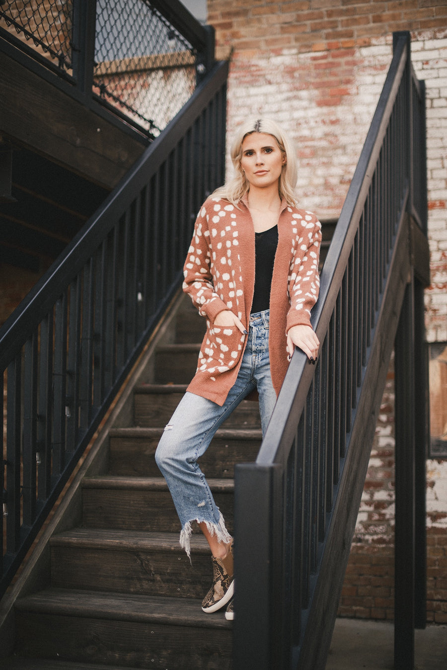 THE FAWN KNIT CARDIGAN