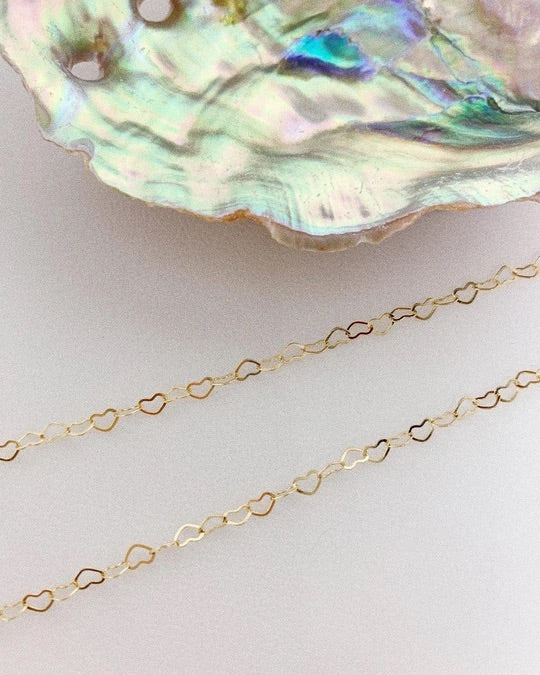 BRACHA: TINY HEARTS CHOKER
