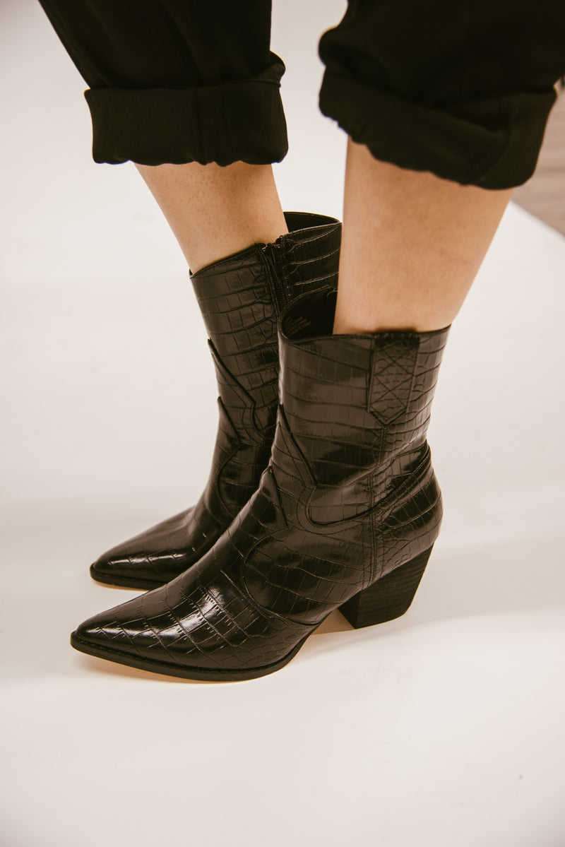 MATISSE: BAMBI BOOT-BLACK