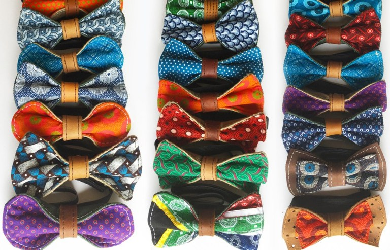 Fashion activism – Shwezu joins The Bow Tie Challenge