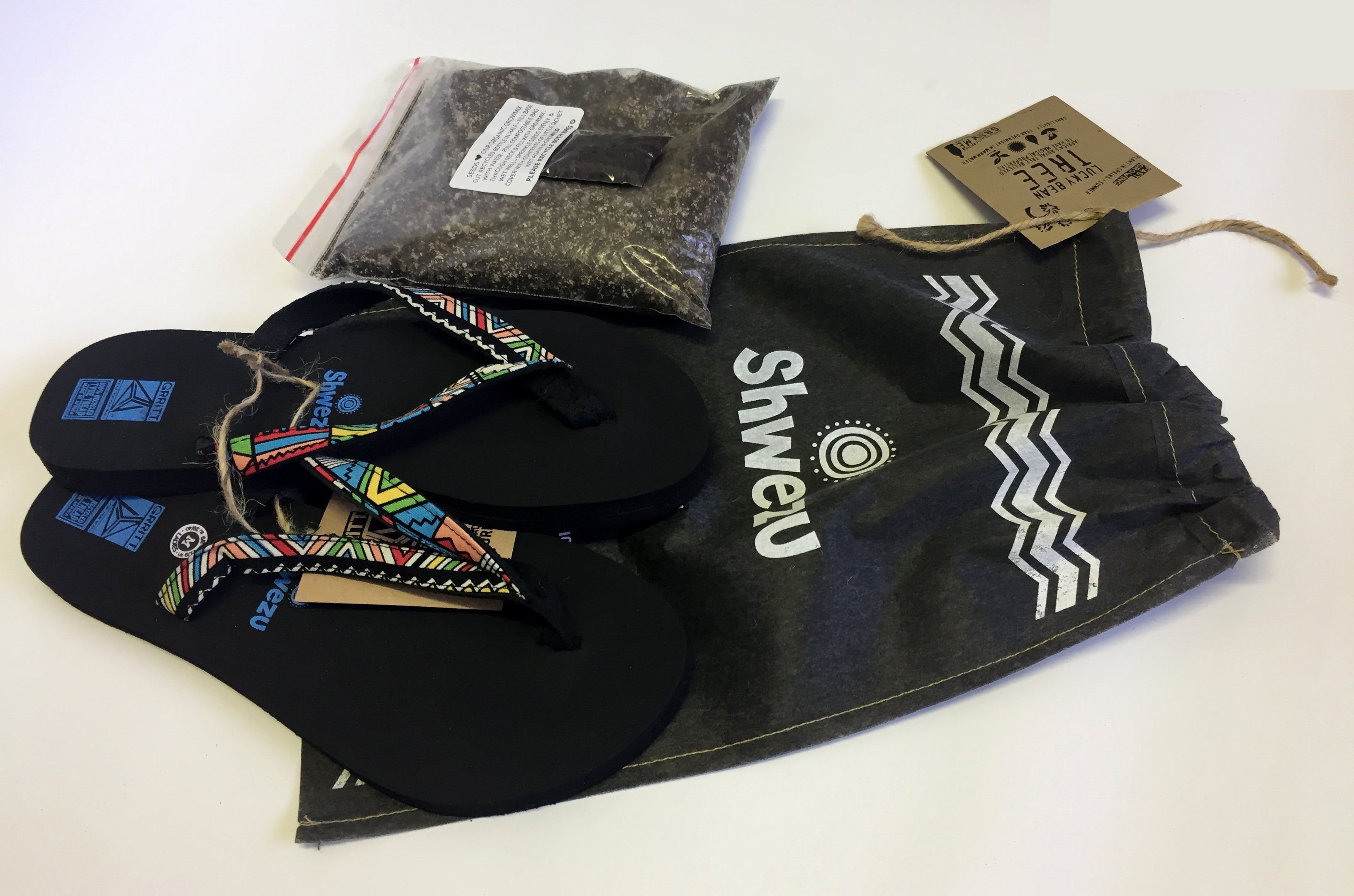 Gritt Leather Flip flops Ladies