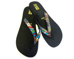 Gritt Leather Flip flops Men