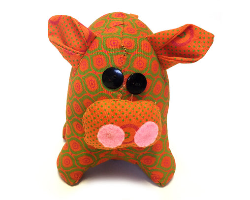 Shwezoo Piggy - Orange