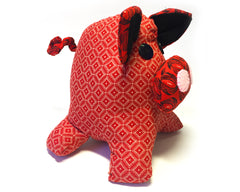 Shwezoo Piggy - Red