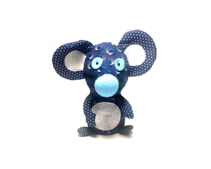 Shwezoo Mouse Small - Navy