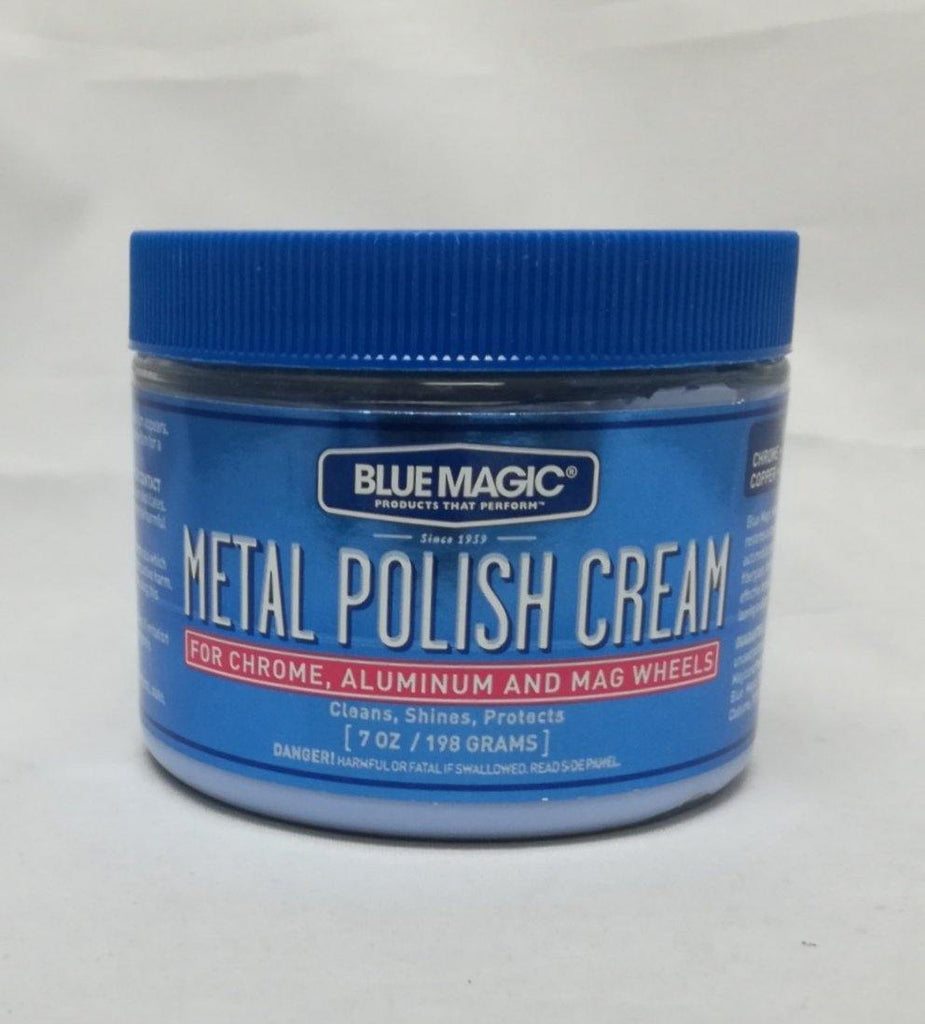 BLUE MAGIC Metal Polish 7 OZ (TUB) - Trade Diversified