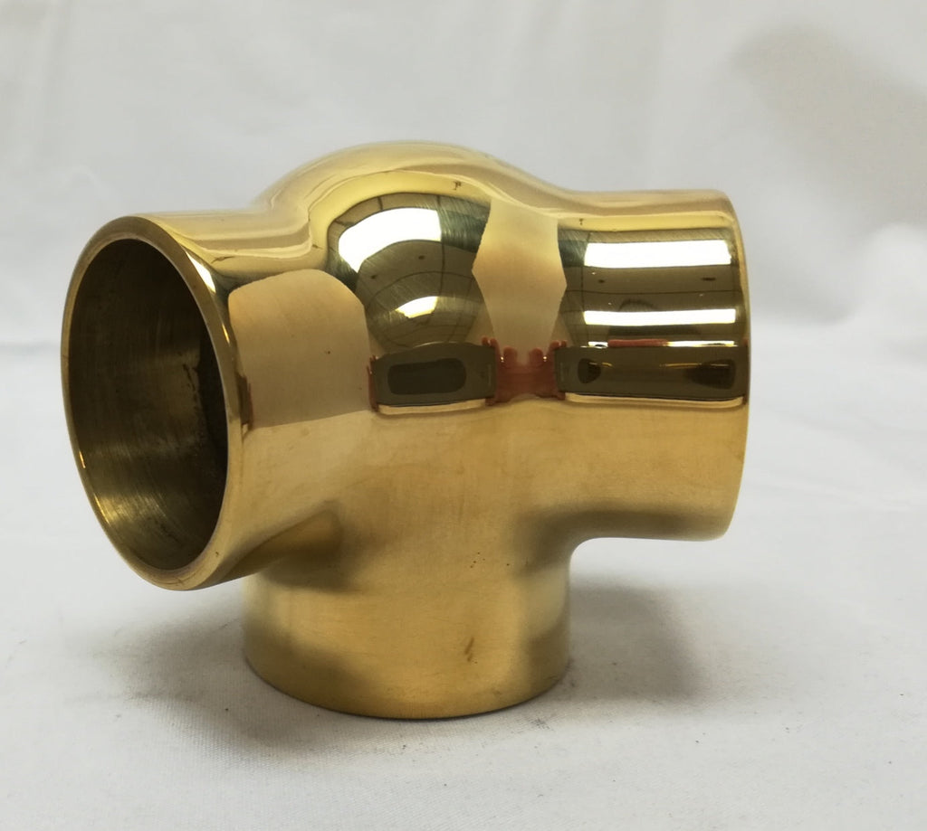 "135° Ball Side Outlet Elbow for 2"" Tubing - BF733T - Ball Fittings, Components for 2"" Od Tubing - Trade Diversified"