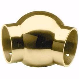 "135° Ball Elbow for 1-1/2"" Tubing - BF722A - Ball Fittings, Components for 1-1/2"" Od Tubing - Trade Diversified"