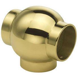 "Ball Tee for 3"" Tubing - BF732C - Ball Fittings, Components for 3"" Od Tubing - Trade Diversified"