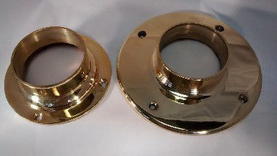 "Flange For 3"" Tubing - FA422C/FA424C - FLANGES AND ANCHORS,COMPONENTS FOR 3"" OD TUBING - Trade Diversified"