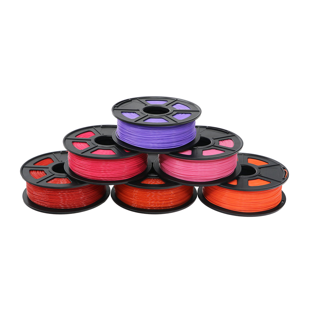 ANYCUBIC PLA Filament 1.75mm -- 1kg/Roll (28 Color Options)