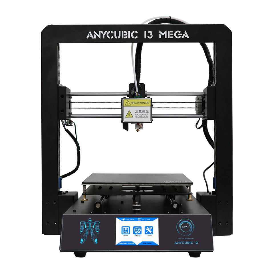 ANYCUBIC 3D Printer I3 Mega 3D Printer -- Free Shipping