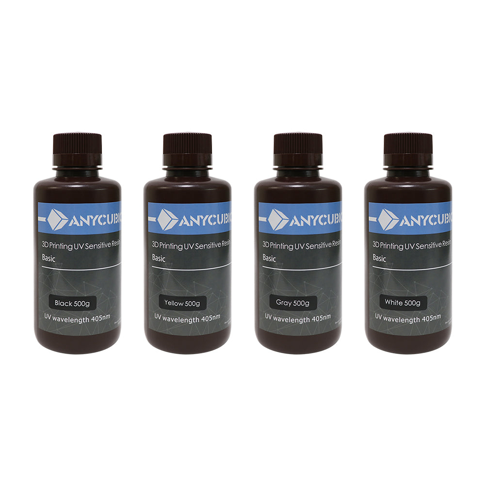 ANYCUBIC 405nm Resin for Photon 3D Printer (500 ml/1L)