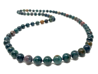 Bloodstone Necklace