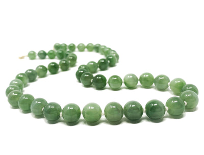 Nephrite Jade Necklace