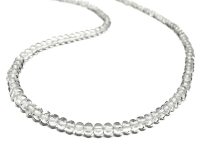 White Beryl Necklace