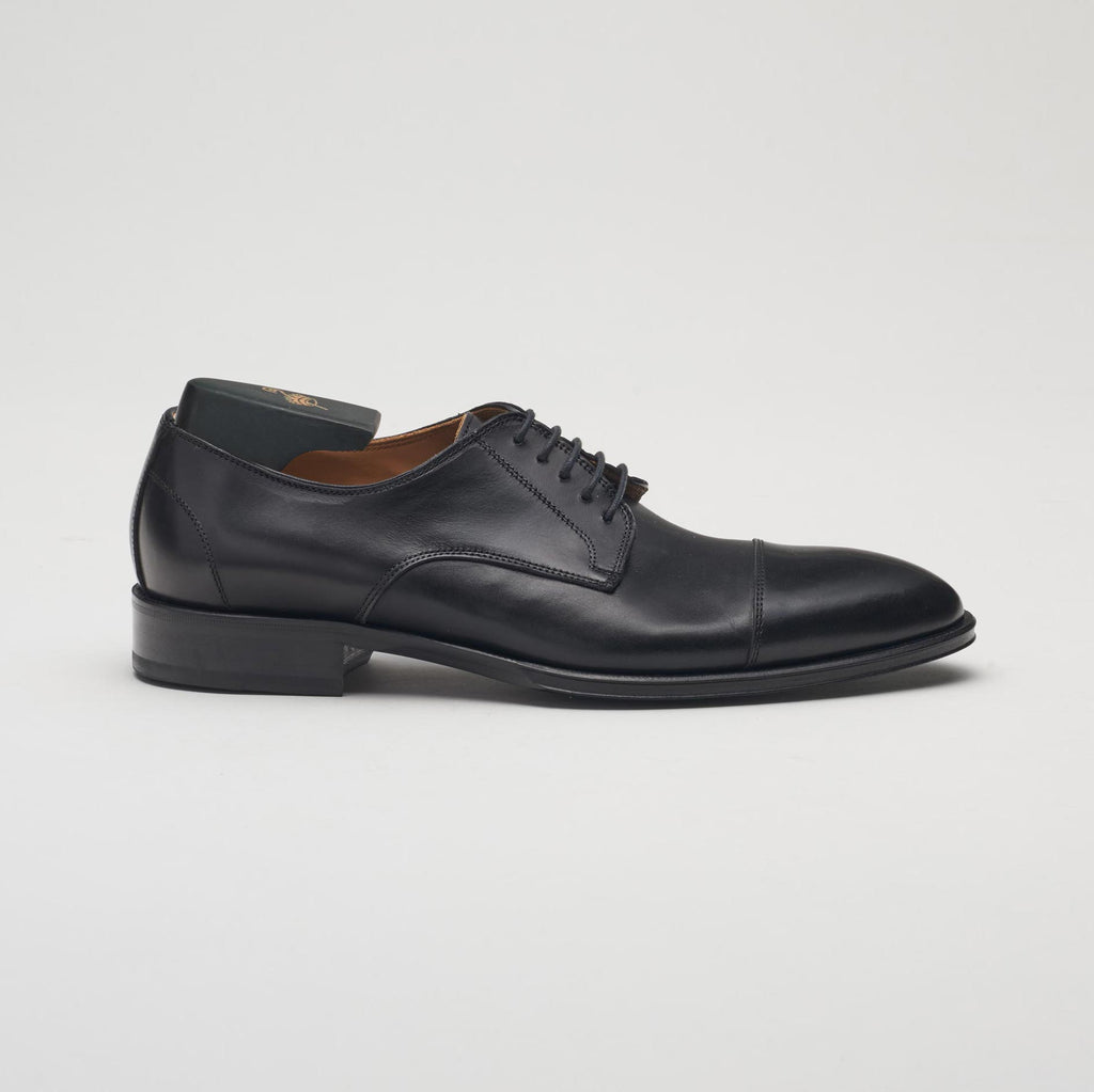 Justinian In Calf Nero