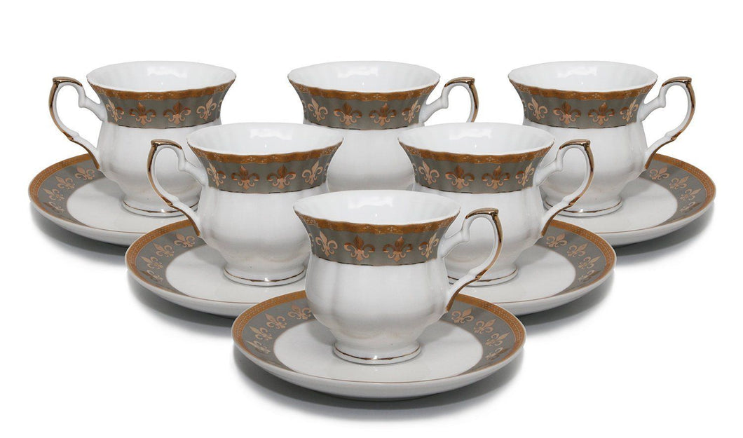 Royalty Porcelain 12-pc