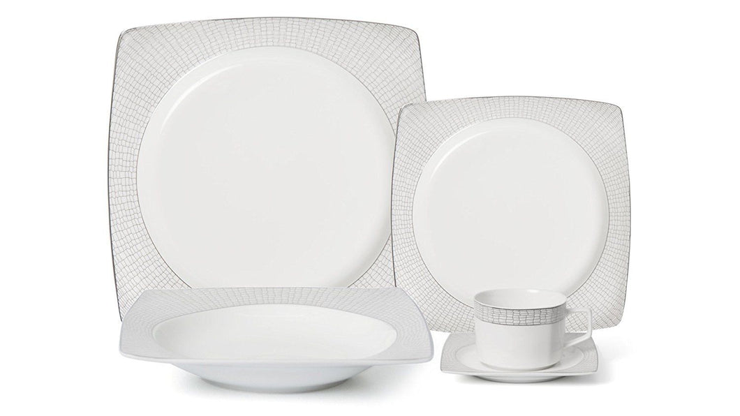 Royalty Porcelain 20-pc
