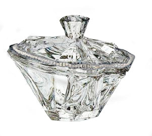 Italian Collection Crystal Box, Decorated with Swarovski Crystal