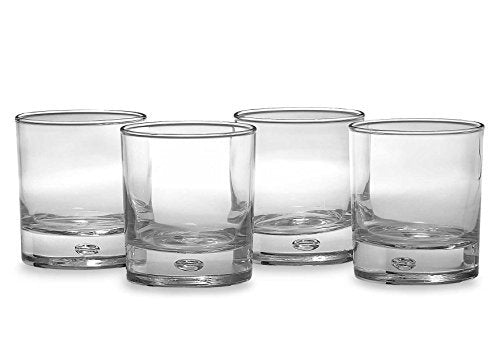 Clear Series Bubble 10oz (Set of 4)