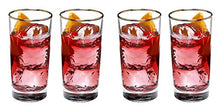 Luminarc Set of 4-pc Prestige' 11 Oz Crystal-Clear Highball Water, Soda Glasses