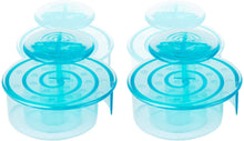 Ateco 1474 Spiral Cookie, Bread Stamp 4'', Bakeware (6 PC)