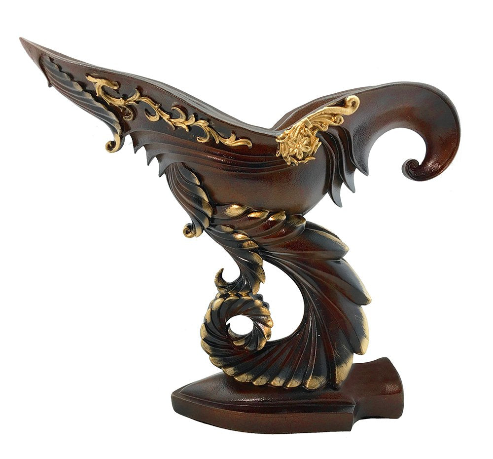 (D) Wine Bottle Holder Aladdin's Lamp for Your Dining Table, Home Decor & Gift