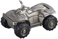 (D) Unusual Gifts for Men who Have Everything, Terrain Vehicle, Silver Coin Jar