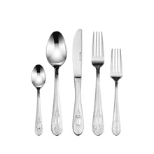 Italian Collection 20pc Premium Stainless Steel  Flatware Set 18/10, For 4
