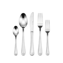 Italian Collection 'Elizabeth' 20-Pc Premium Silverware Flatware Serving Set