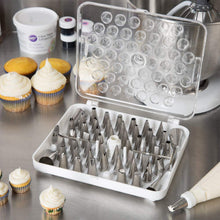 Ateco 783 Piping 55-Piece Cake Decorating Set for Pastry, Bakeware (2)