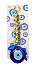 "Denizli Home Decor Evil Eye ""Elephant"" Hanging Amulet, Feng Shui Home Decoration"