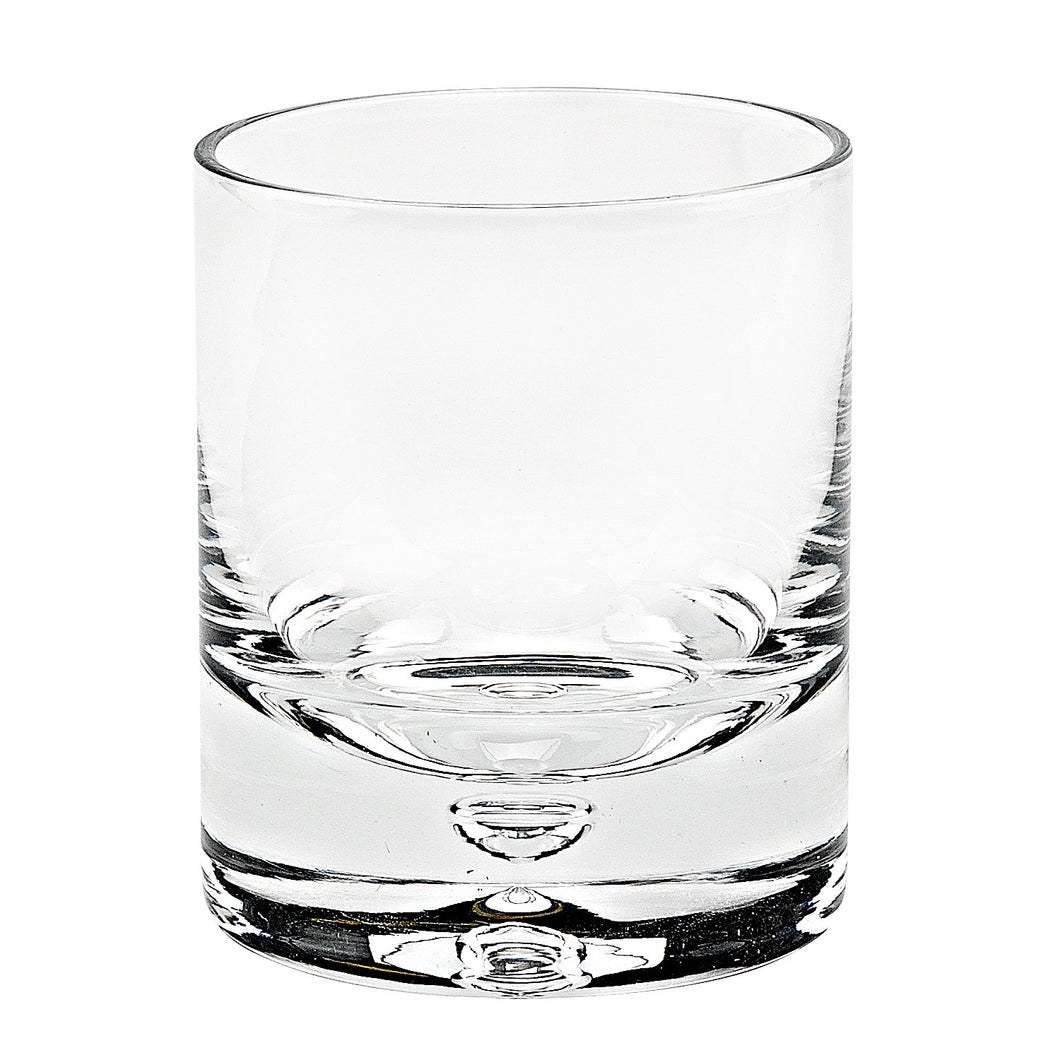 (D) Set of 4 'Galaxy' Scotch/Whisky Glasses 11 Oz, Lead Free Crystal Glass
