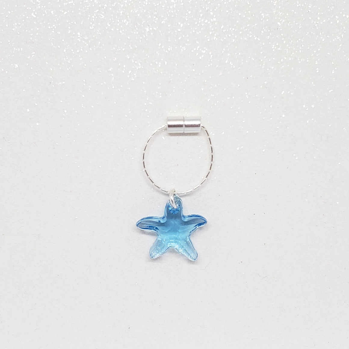 Magnetic Clitoral Clamp - Swarovski Starfish
