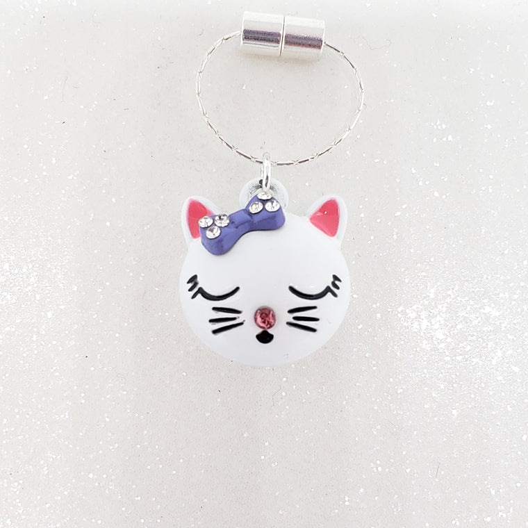 Magnetic Clitoral Clamp - Kitty Cat