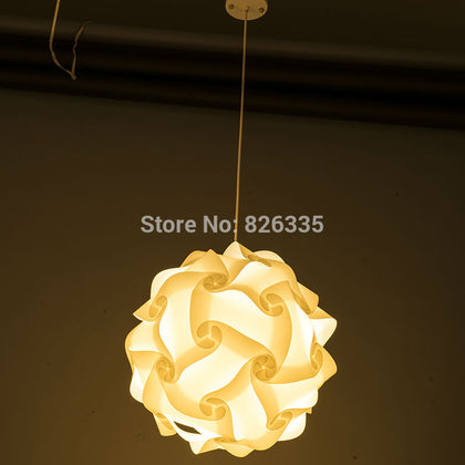 Puzzle Jigsaw Celling Light
