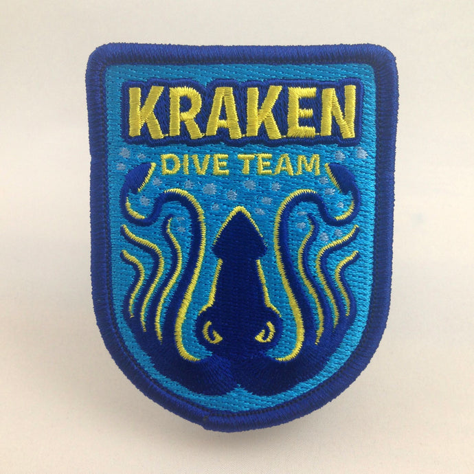 Kraken patch: released!