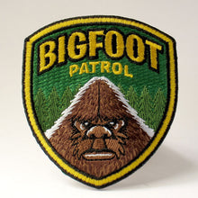 Bigfoot Patrol Park Ranger Patch