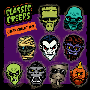 Classic Creeps: Creep Collection