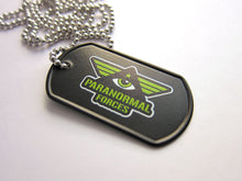 Cryptid Command Officer Kit Paranormal Forces Dog Tag eye pyramid Illuminati