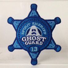 Ghost Guard Patch Spirit Sheriff glow-in-the-dark