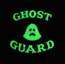 Load image into Gallery viewer, Ghost Guard Patch Glow In The Dark