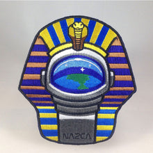 Load image into Gallery viewer, Nazca Ancient Astronaut Space Mission Patches Pharaoh Astronaut