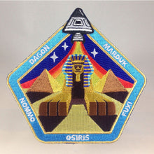 Load image into Gallery viewer, Nazca Ancient Astronaut Space Mission Patches Sphinx Central