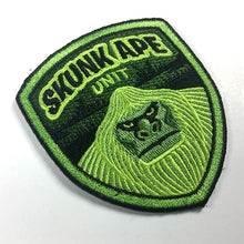 Load image into Gallery viewer, Skunk Ape Unit embroidered patch