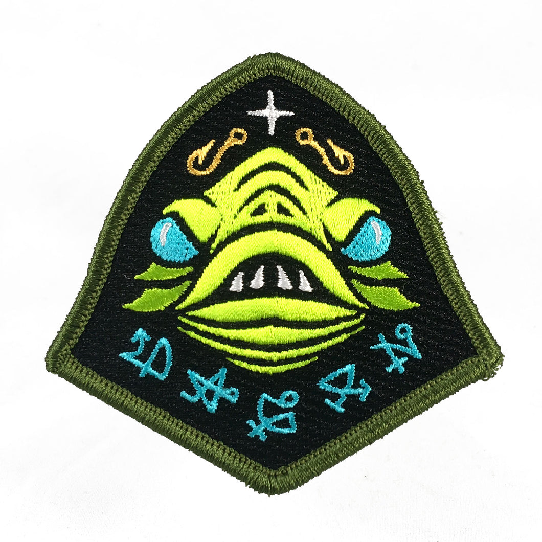 Sons Of Dagon embroidered patch